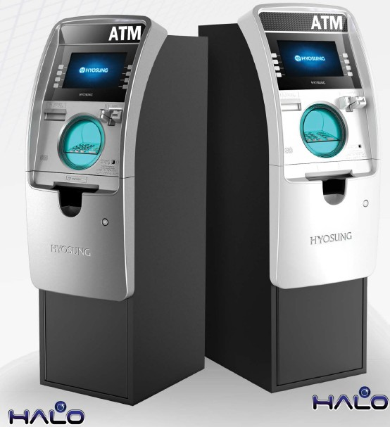 Authorized Distributor Hyosung Halo ATM
