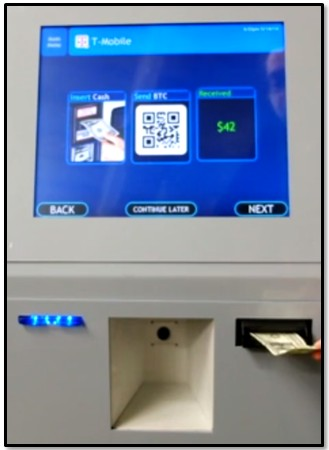 moneygram money order machine