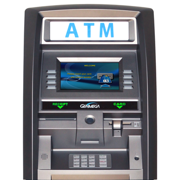 GenMega 2500 ATM Machine For Sale