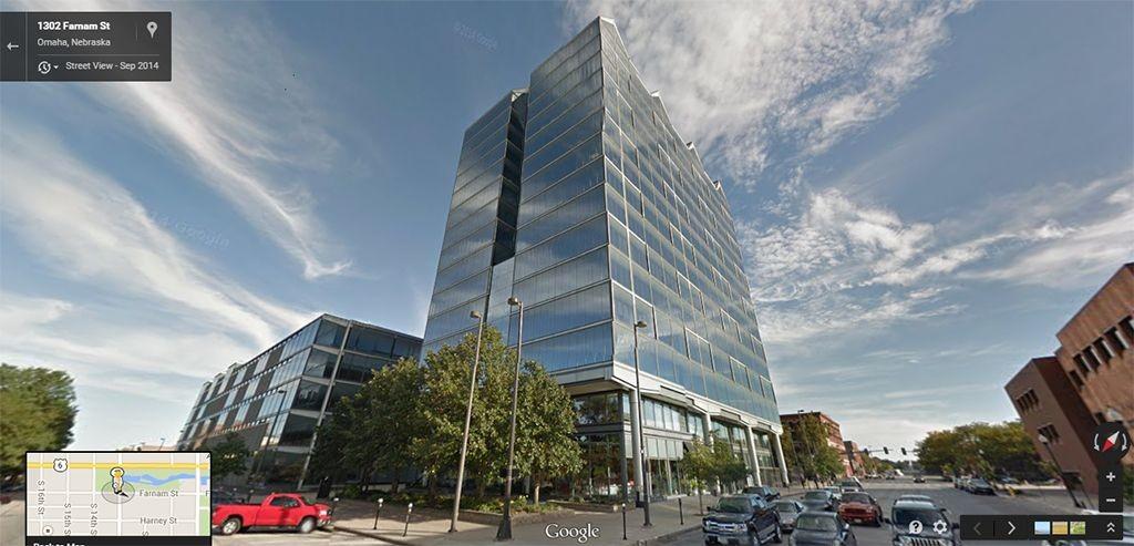 omaha nebraska atm division office building - google street view