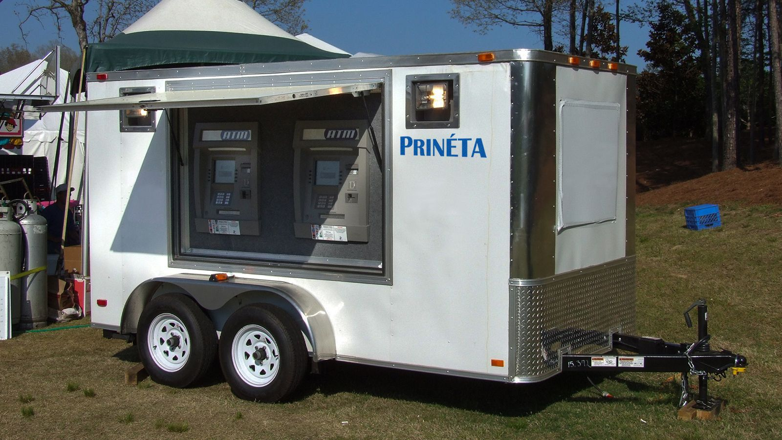 Mobile Atm Services For Temporary Events Nationwide