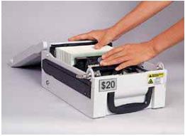 hyosung atm cash box