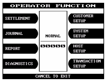 hyosung atm operator function