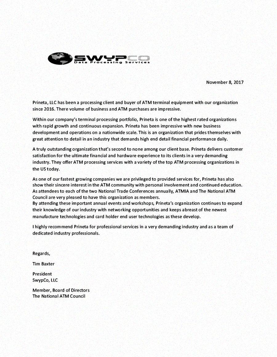 Prineta Recommendation Letter Scan